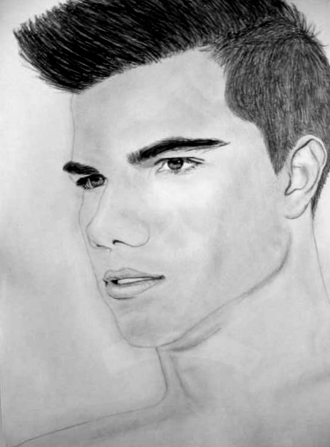 Taylor Lautner by After-Death